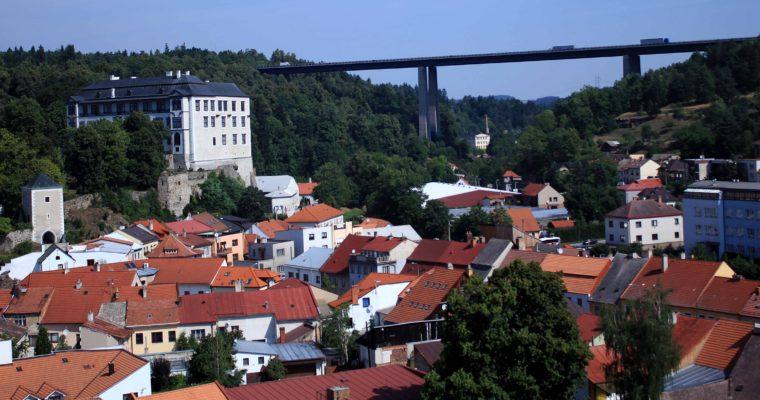 dálniční most d1 velké meziříčí